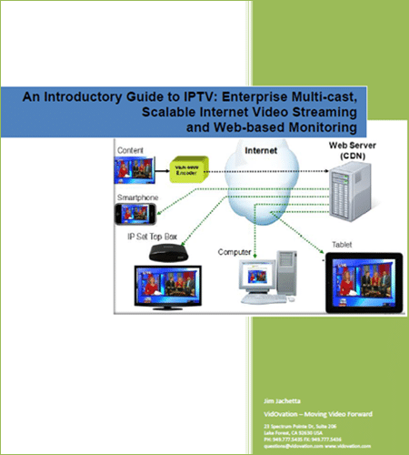 Introductory Guide to IPTV