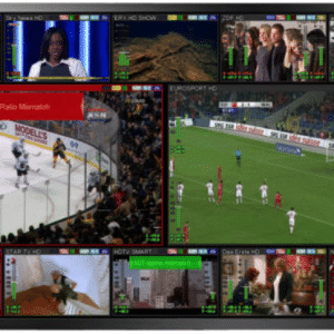 IP Multiviewing, Probing, Diagnostics and Monitoring