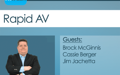 Plans in Case of Extreme Weather Conditions – One Size Fits All vs Custom Solutions – AVWeek 420: Rapid AV [Podcast]