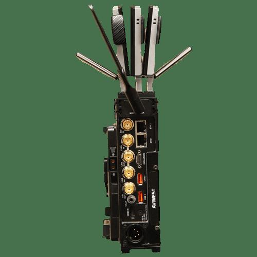 Cellular Bonding – 3G/4G/LTE Video Transmission